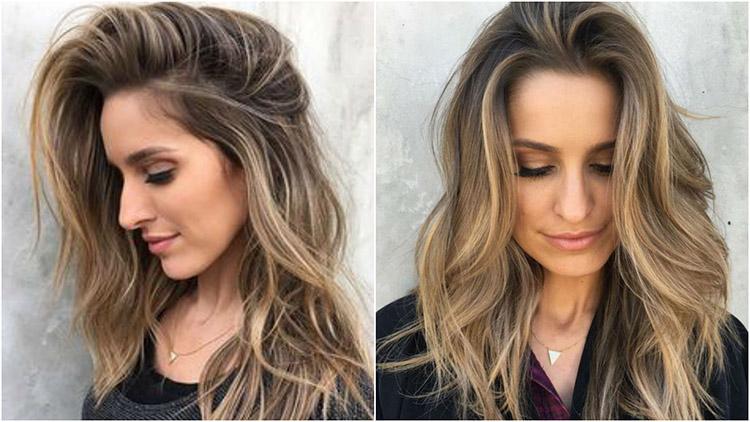 Как сделать русые волосы красивее 433