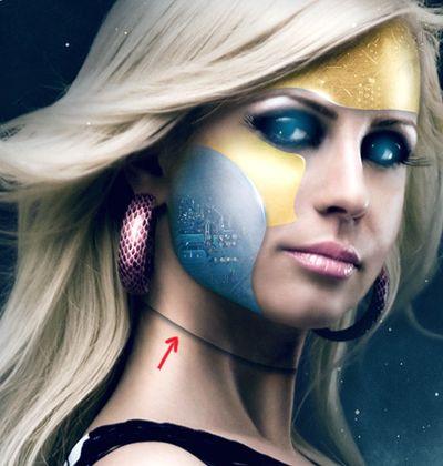 Fantezi makyajı kendini ifade etmenin bir yolu olarak