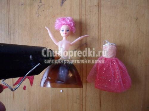 Барби своими руками пошаговый мастер класс 869