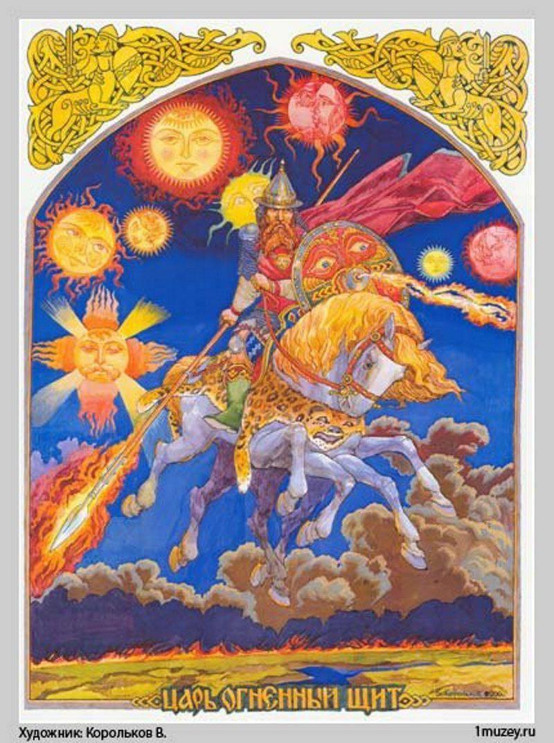 Mara - eski Slavlarda ölüm tanrıçası 30