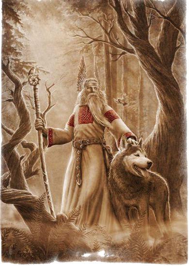 Slavların ana pagan tanrıları